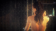 Diana in her shower (in-game)