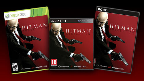 Box art for Hirman Absolution