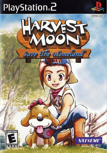 Harvest Moon: Save The Homeland Oyna