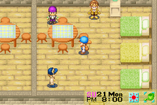 Harvest Moon - Friends of Mineral Town 03