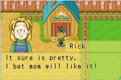 Brooch Rick
