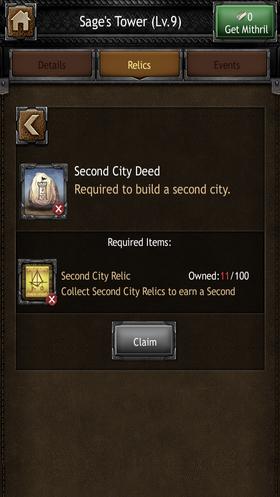 2nd city