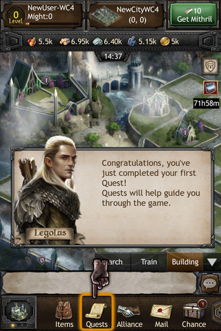 File:First Quest Kingdoms of Middle Earth.PNG