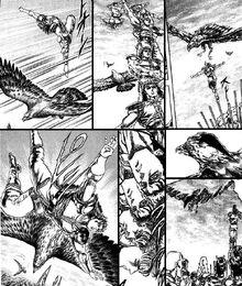 Hien Ryūbu (Rei) manga