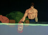 Ken torturing Sarge