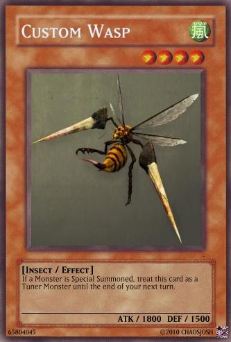 Custom Wasp