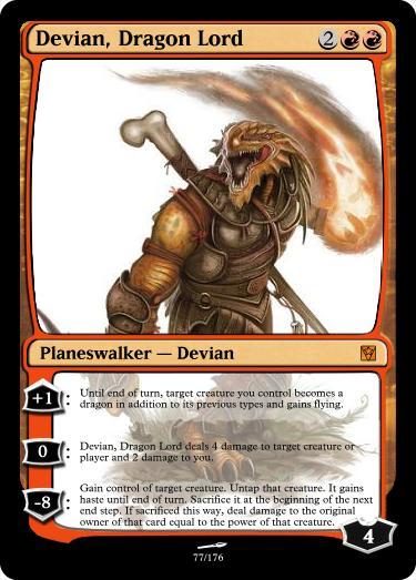 Devian-Dragon