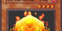 Fire Elemental ● FOIE