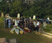 H&a toms funeral