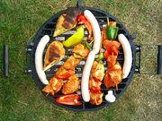 Barbecue art