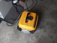 Generator im einsatz 02