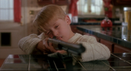 Kevin with gun