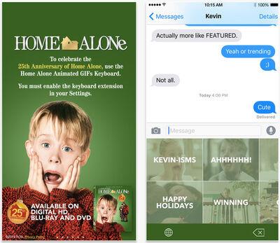 Home Alone Gif Keyboard