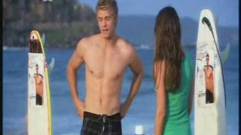 Home and away - ROMEO ( Luke Michell ) Surf School