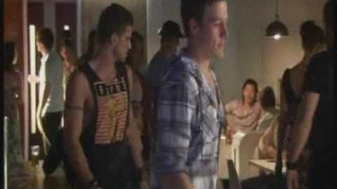 Home and Away - RIVER BOYS DEBUT ( Steve Peacocke & Dan Ewing )