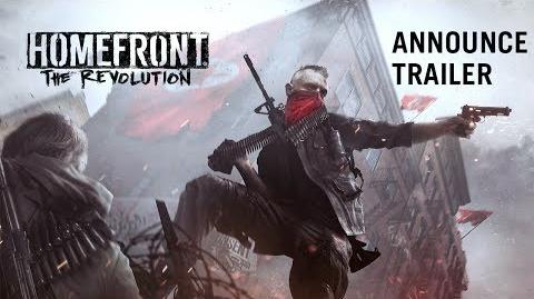 Homefront The Revolution - Announcement Trailer US