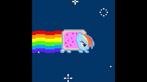 Nyan Dash