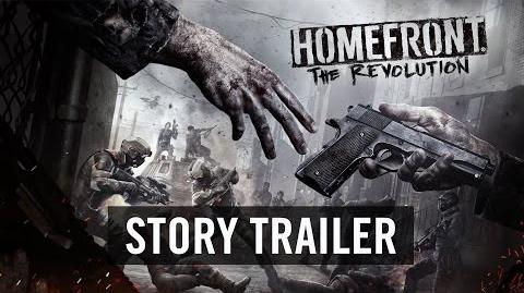 Homefront The Revolution Story Trailer (Official)