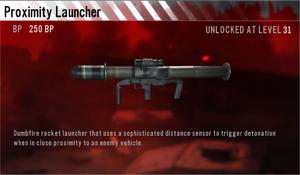 Proximity Launcher