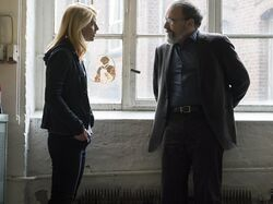 Homeland 509 - The Litvinov Ruse