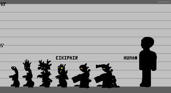 Eikiphir Lineup