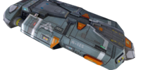 Heavy Corvette (Kushan)