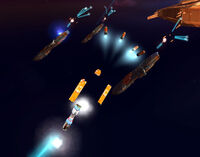 Cluster torpedo