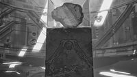 Guidestone pedestal