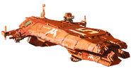 Concept frigate16