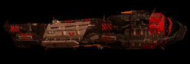 Vaygr battlecruiser