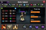 Alshin Cabalist Resistances EL3-4
