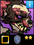 Undead Bear EL2 card