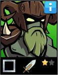 Duskweald Brute EL1 card