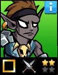 Felmire Elf Tickler EL2 card