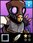 Chosen Footsoldier EL1 card