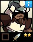 Alshin Warrior EL2 card