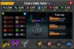 Tundra Goblin Raider Resistances EL1-2