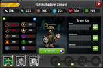 Grimshadow Sensei Resistances EL1-2