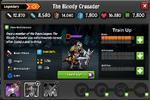 The Bloody Crusader EL1 Lvl100