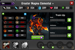 Greater Magma Elemental Resistances EL3-4
