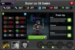 Doctor Lor Elf-Zombie Resistances EL3-4