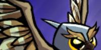 Wizened Owl