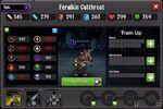 Feralkin Cutthroat 1-1* resistances