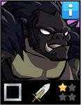 Swamp Troll EL1 card