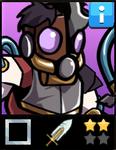 Chosen Footsoldier EL2 card