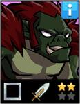 Swamp Troll EL2 card