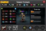 Tempest Firstmate Resistances EL1-2