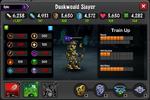 Duskweald Slayer Resistances EL3-4