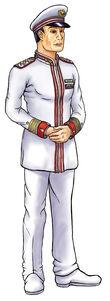 Andermani Officer Uniform 1