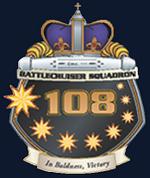 BatCruRon 108 unit patch